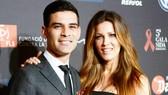 Marquez và cô vợ người mẫu