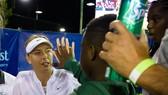 Masha được thưởng suất wild-card tham dự US Open 2017.