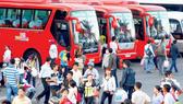 Xe khách phụ thu khoảng 40% giá vé dịp lễ 2-9