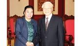 Giữ gìn, vun đắp mối quan hệ đoàn kết đặc biệt Việt Nam - Lào