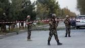 Lực lượng an ninh Afghanistan. Ảnh: Reuters