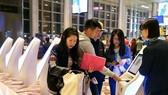 Singapore khai trương ga hàng không ứng dụng công nghệ cao