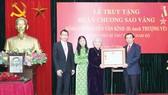 Truy tặng Huân chương Sao Vàng cho đồng chí Nguyễn Văn Kỉnh