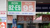 Kiến nghị giảm giá xăng RON92 E5
