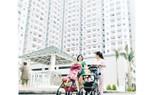 Một dự án nhà ở xã hội tại huyện Bình Chánh, TPHCM Ảnh: ĐỨC TRÍ