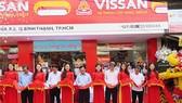 Khai trương cửa hàng Vissan tại số 340-344 Bùi Hữu Nghĩa, quận Bình Thạnh, TPHCM  Ảnh: Diệu Huyền