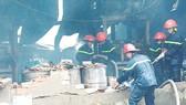 Cháy do bất cẩn trong sử dụng điện giảm