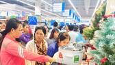 Nhiều ngành hàng tiêu dùng thiết yếu có sức mua cao