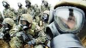 Hàn Quốc và Mỹ diễn tập loại bỏ vũ khí hủy diệt hàng loạt