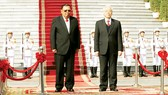 Thúc đẩy quan hệ hai nước Việt Nam - Lào  lên tầm cao mới