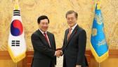 Phấn đấu nâng kim ngạch thương mại Việt Nam - Hàn Quốc đạt 100 tỷ USD