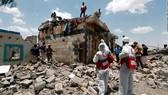 Liên quân Arab không kích khiến hơn 40 người Yemen thiệt mạng