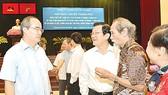 Bí thư Thành ủy TPHCM Nguyễn Thiện Nhân: Đột phá công tác cán bộ, triển khai hiệu quả cơ chế đặc thù