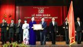 Ngành Điện ảnh đón nhận Huân chương Lao động hạng Nhì giai đoạn 2013-2017. Nguồn: bvhttdl.gov.vn