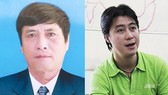Ông Nguyễn Thanh Hóa - nguyên Cục trưởng C50 (trái) và ông Phan Sào Nam - nguyên Chủ tịch Công ty VTC Online