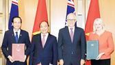 Việt Nam - Australia thiết lập quan hệ Đối tác Chiến lược:   Dấu mốc lịch sử trong quan hệ hai nước