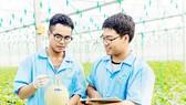 Ứng dụng công nghệ vào sản xuất nông nghiệp