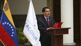 Ngoại trưởng Venezuela Jorge Arreaza. (Nguồn: Entorno Inteligente)