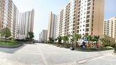 Lối ra cho căn hộ tái định cư…