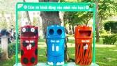 Ứng dụng phần mềm phân loại rác tại nguồn