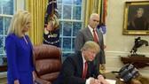 Mỹ chấm dứt chính sách di dân không khoan nhượng