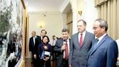 TPHCM tổ chức kỷ niệm 95 năm ngày Bác Hồ đến nước Nga