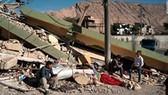 Động đất tại miền Tây Iran, 20 người bị thương