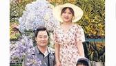 Anh Sin Eui-hyun cùng vợ người Việt
