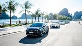 Cùng bộ đôi SUV Peugeot 5008, 3008  All New đến với kỳ quan Hạ Long