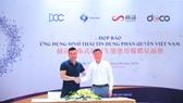 Hợp tác chiến lược xây dựng hệ sinh thái điều tra  tín dụng phân quyền DCC