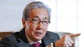 Ông Somkid Jatusripitak - Phó Thủ tướng Thái Lan. Ảnh: Nikkei.