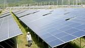 Nhà máy năng lượng Mặt trời tại tỉnh Phetchaburi, Thái Lan