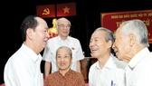 Chủ tịch nước Trần Đại Quang hoàn thành xuất sắc trọng trách của mình trước nhân dân