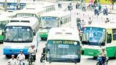 Xây hàng loạt bến bãi phục vụ giao thông công cộng