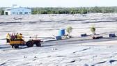 Kiểm tra chất lượng môi trường khu vực xử lý chất thải tại xã Đa Phước
