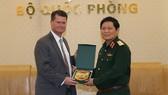 Việt Nam và Hoa Kỳ đối thoại chính sách quốc phòng