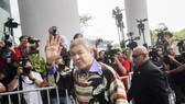 Cựu phó Thủ tướng Malaysia Ahmad Zahid Hamidi chính thức bị buộc tội. (Nguồn: The Straits Times)