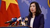 Yêu cầu Trung Quốc chấm dứt ngay việc  sử dụng một số trạm quan trắc ở Trường Sa