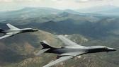 Máy bay ném bom B-1B Lancer của không quân Mỹ. Ảnh: Không quân Mỹ