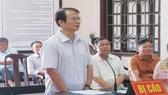 Bị cáo Dương Quang Hợp tại tòa. Ảnh: VOV