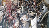 Phát hiện 25 container rác thải nhập khẩu