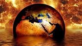 Trái đất đang đứng trước nhiều nguy cơ về biến đổi khí hậu và thiên tai. Ảnh: Phys.org.