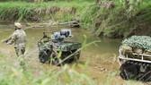 Israel có lợi thế về robot quân sự