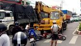 Tai nạn giao thông tăng trong kỳ nghỉ tết