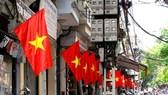 Treo cờ Tổ quốc và nghỉ Tết Nguyên đán Kỷ Hợi 2019
