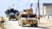 Lực lượng quân sự Mỹ ở Syria