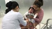 Tiêm vaccine cho trẻ là cách tốt nhất để phòng ngừa bệnh