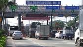 Tiếp tục thu phí trạm An Sương - An Lạc là cho 4 cầu vượt mới