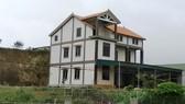 Buộc tháo dỡ nhà xây trên đất lâm nghiệp