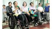 Hoa Kỳ tài trợ 6 tỷ đồng giúp nâng cao vị thế người khuyết tật